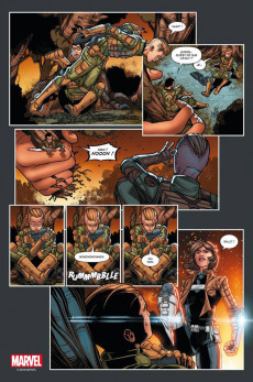 Extrait de Marvel Heroes (Marvel France - 2018) -1- Rebâtir le monde