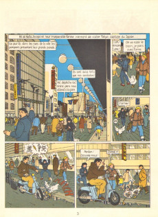 Extrait de Les jacopo -1- Les Jacopo au Japon