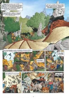 Extrait de Les forêts d'Opale -1e17- Le bracelet de Cohars