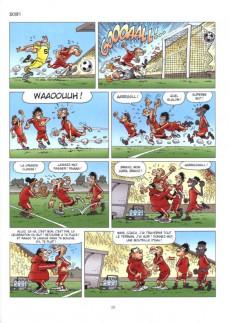 Extrait de Les foot furieux -21- Les Foot Furieux