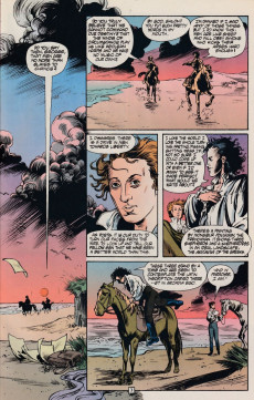 Extrait de Invisibles (The) (1994) -5- Arcadia part 1: Bloody poetry