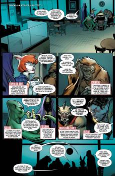 Extrait de Spider-Man/Deadpool -3- L'Araignée Gipsy