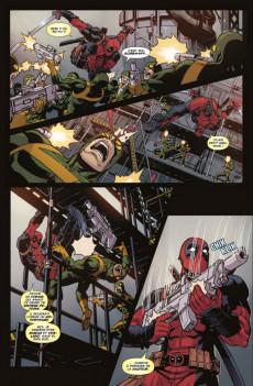 Extrait de Deadpool & Cable - Fraction de seconde - Fraction de seconde