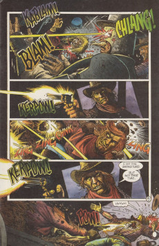 Extrait de Jonah Hex: Riders of the worm and such (1995) -1- No rest for the wicked and the good don't need any