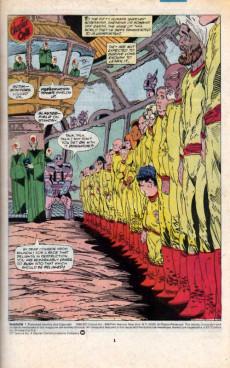 Extrait de Invasion! (DC comics - 1988) -1- The alien alliance