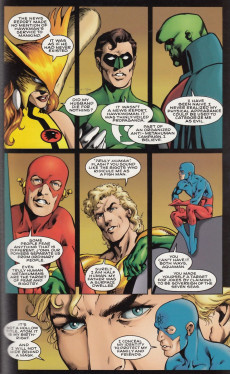 Extrait de Justice League of America: The Nail (1998) -1- The Nail: Book One of Three