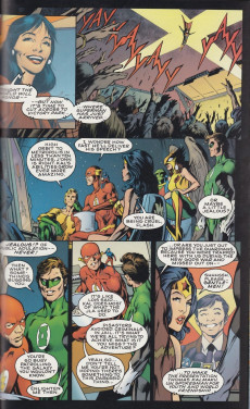 Extrait de Justice League of America: Another Nail (2004) -1- Another Nail: Book One of Three