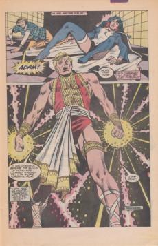 Extrait de Justice League of America (1960) -255- Rising
