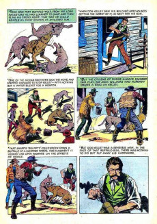 Extrait de Gunsmoke (Dell - 1957) -9- This One's for the Bounty Hunter