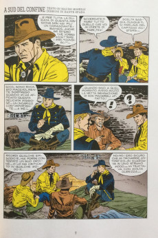 Extrait de Tex (70 anni di un mito) -22- A sud del confine