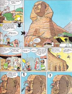 Extrait de Astérix -6b92- Astérix et Cléopâtre