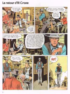 Extrait de Al Crane -28- Le retour d'Al Crane