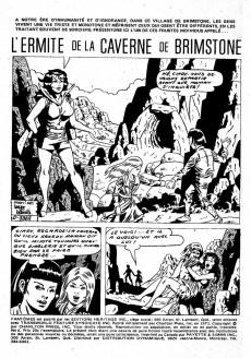 Extrait de Fantômes - Echos du monde du spiritisme (Éditions Héritage) -6- L'ermite de la caverne de Brimstone