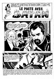 Extrait de Fantômes - Echos du monde du spiritisme (Éditions Héritage) -8- Le pacte avec Satan