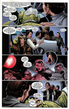 Extrait de Star Wars Vol.2 (Marvel comics - 2015) -48- Mutiny At Mon Cala Part V
