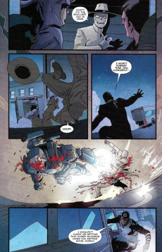 Extrait de Punisher (2016) (The) -224- Punisher: War Criminal Part 1