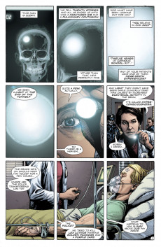 Extrait de Doomsday Clock (2018) -5- There Is No God