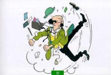 Extrait de Tintin - Divers -72- Le Tournesol illustré