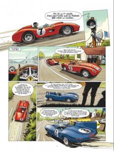 Extrait de 24 Heures du Mans -5- 1951-1957 : le triomphe du jaguar