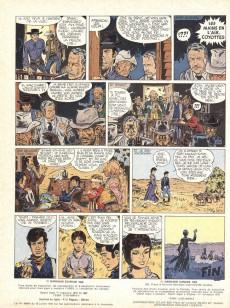 Extrait de Blueberry -6b1975- L'homme à l'étoile d'argent