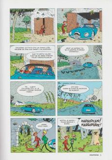 Extrait de Spirou et Fantasio (en langues étrangères) -7Croate- Gljivom protiv diktatora
