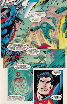 Extrait de Legends of the DC universe (1998) -1- U.L.T.R.A. Humanite part 1 of 3