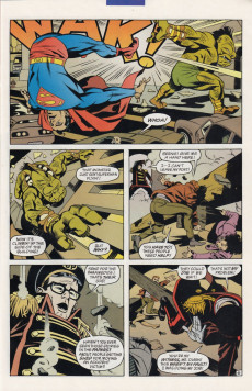 Extrait de Legends of the DC universe (1998) -14- The american evolution