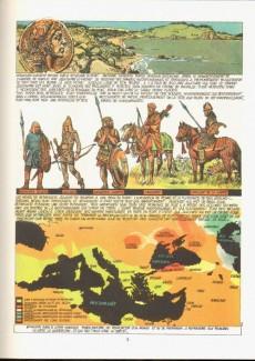 Extrait de Jugurtha -6- Les loups de la steppe