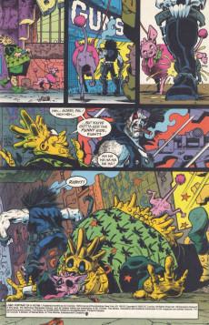 Extrait de Lobo: Unamerican Gladiators (1993) -1- Unamerican Gladiators part 1: Fragituri te salutamus