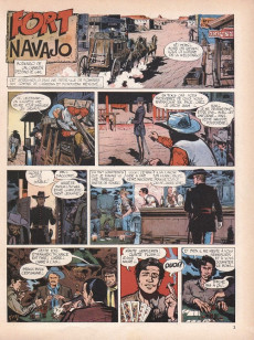 Extrait de Blueberry -1b77- Fort navajo