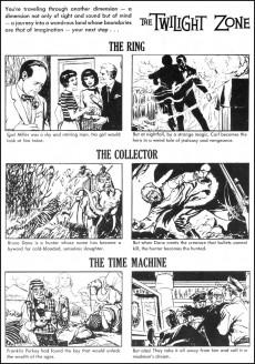 Extrait de Twilight Zone (The) (Dell - 1962) -210- (sans titre)