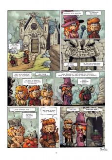 Extrait de Le donjon de Naheulbeuk -INT01- Intégrale Tomes 1 à 3