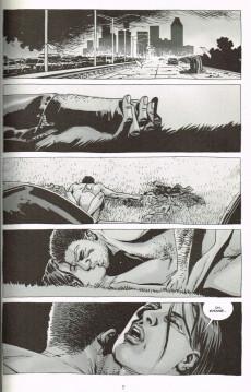 Extrait de Walking Dead -7a09- Dans l'œil du cyclone