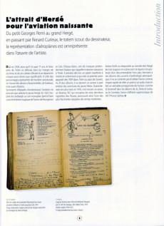 Extrait de (AUT) Hergé - Hergé, Tintin et les avions
