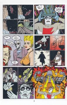 Extrait de Madman Comics (1994) -1- The Living End: a Proem