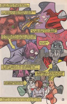 Extrait de Atomics (the) (2000) -1- The Zeitgeist of Snap City