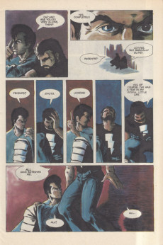 Extrait de Mage (1984) -1- Chapter 1: Outrageous Slings and Arrows