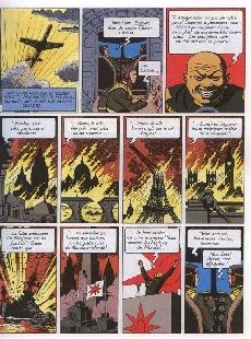 Extrait de Blake et Mortimer (Les Aventures de) -MBD18- Le Secret de l'Espadon - Le Monde de la BD - 18