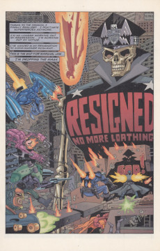 Extrait de Mask/ Marshal Law (the) (1998) -1- The Mask/ Marshal Law #1