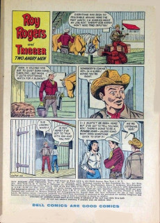 Extrait de Roy Rogers and Trigger (Dell - 1955) -97- (sans titre)