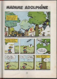 Extrait de Benoît Brisefer -2a1977- Madame adolphine