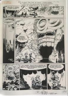 Extrait de Spirou et Fantasio -41TT- La vallée des bannis