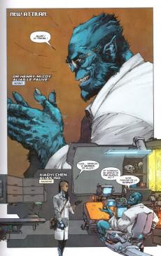 Extrait de Inhumans vs X-Men - Tome INT