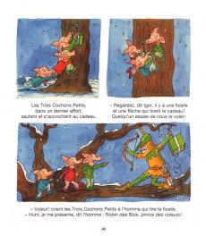 Extrait de Les trois cochons petits -4- Vacances au pays des contes