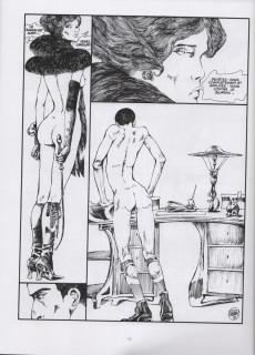 Extrait de Les grands Classiques de la Bande Dessinée érotique - La Collection -5675- La Vénus à la fourure