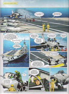Extrait de Team Rafale -10- Le vol AF 414 a disparu