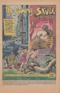 Extrait de Skull the Slayer (1975) -1- The Coming of Skull the Slayer