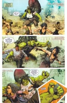 Extrait de X-Men Resurrxion  -8- Peine et trouble