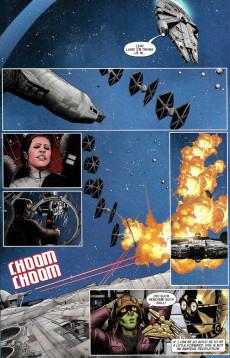 Extrait de Star Wars (2015) -49- Mutiny At Mon Cala Part VI
