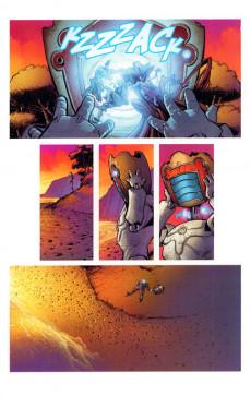 Extrait de Inhuman -2- L'héritage